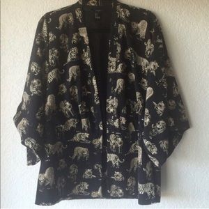 Forever 21 Kimono Size Large